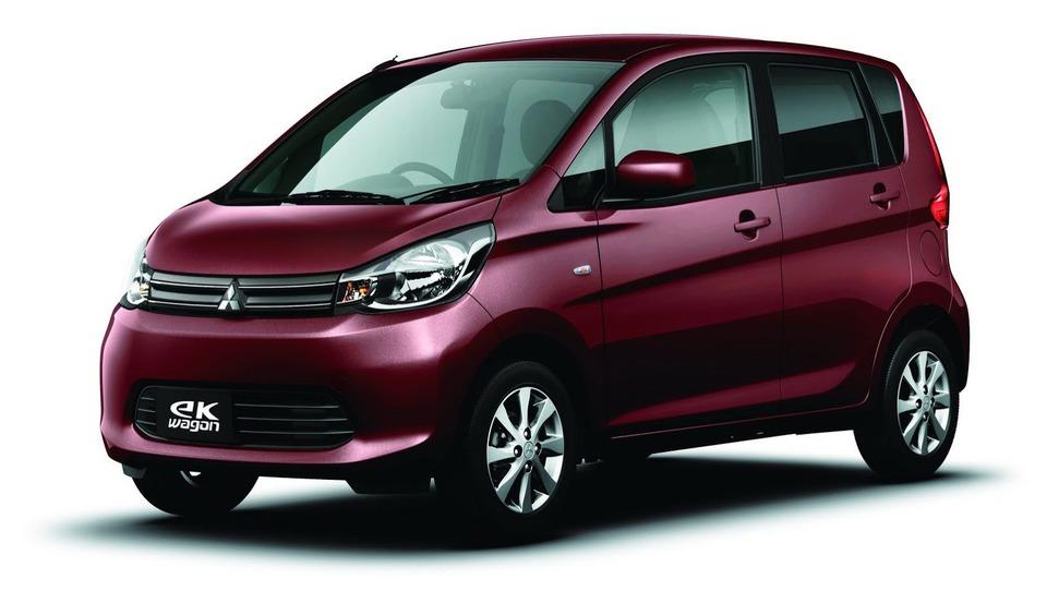 Mitsubishi manipuliral s porabo goriva