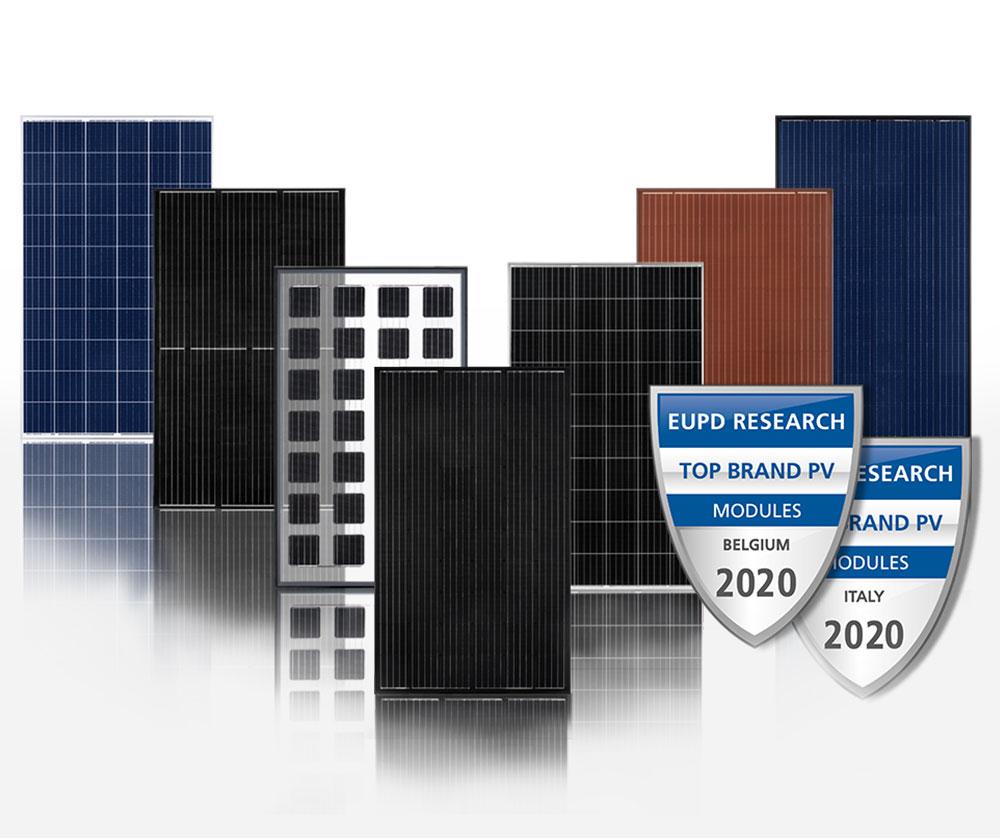 Skupina BISOL Group za svoje izvrstne solarne module prejela priznanje Top Brand