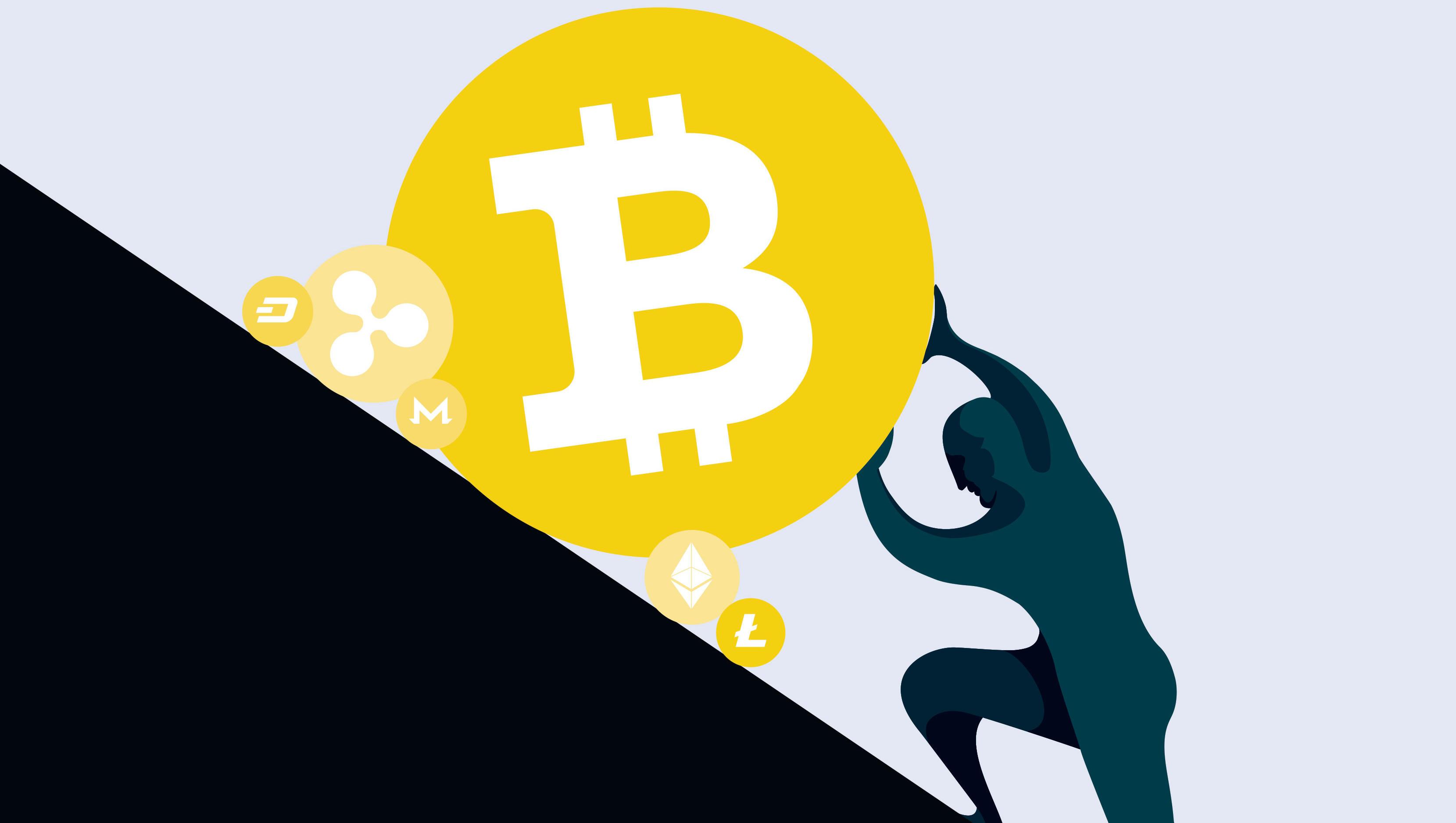 Kako kupiti bitcoine in ethre?