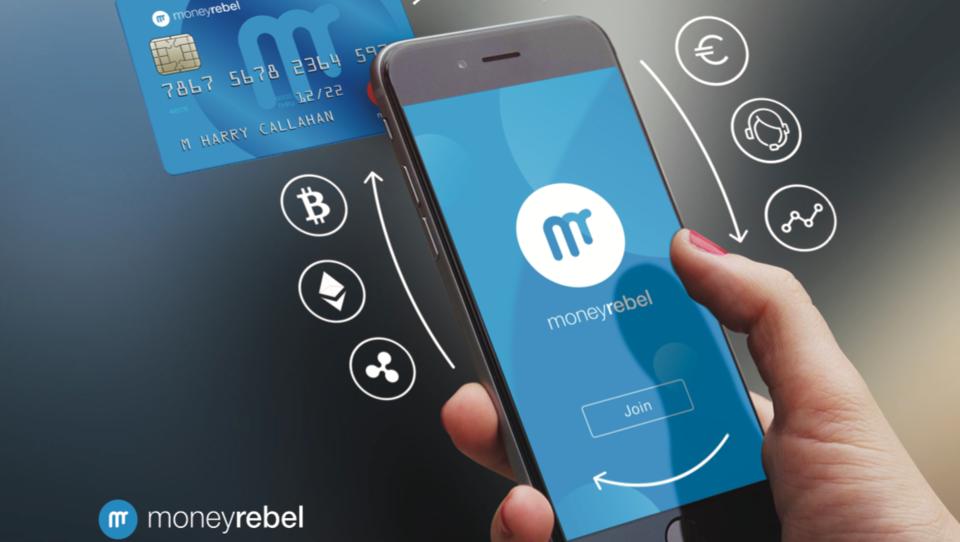 Pozor, revolucija pri upravljanju vašega denarja! Prihaja Money Rebel!