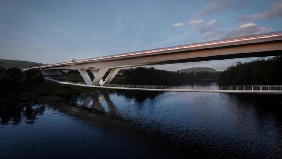 Prvi razpisi za tretjo razvojno os: kaj vse bo podražilo gradnjo ceste okoli Novega mesta