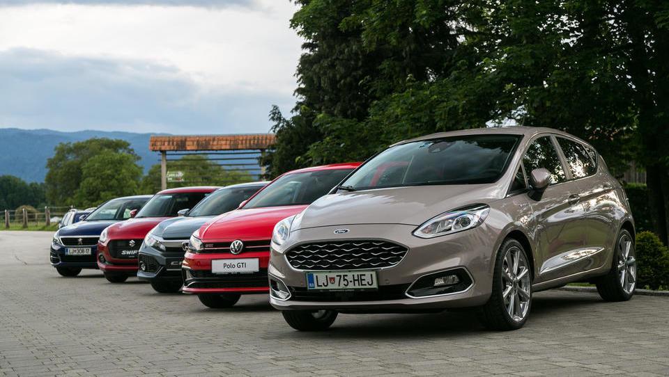 Izberite najboljše avtomobile 2019!