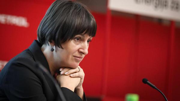 Kot napovedano: na vrh Petrola Nada Drobne Popović, ekipo še dobi - ko se koalicija uskladi