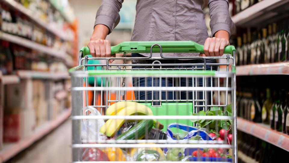 V Sloveniji najvišja deflacija na evrskem območju