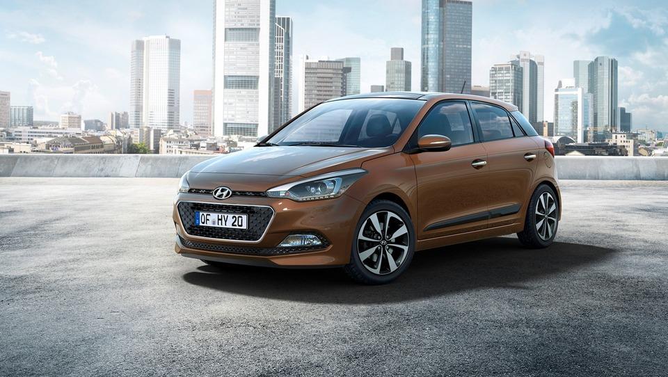 Hyundai predstavlja velikana med malčki