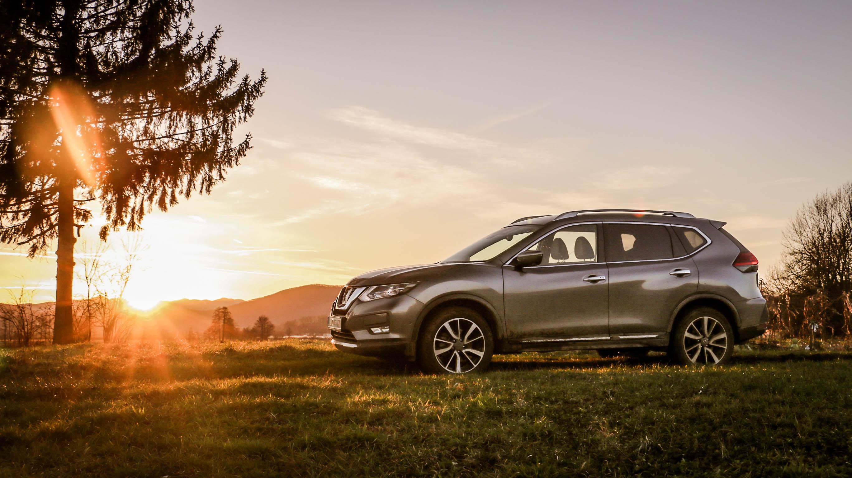 Nissanov hvaležni multipraktik