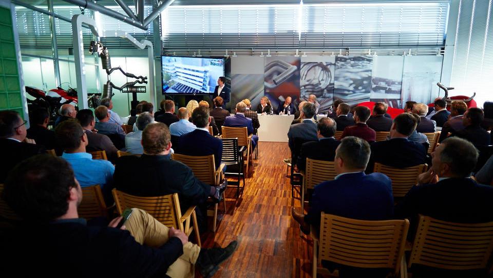 Velik potencial: priložnost sodelovanja s 550.000 nemškimi podjetji