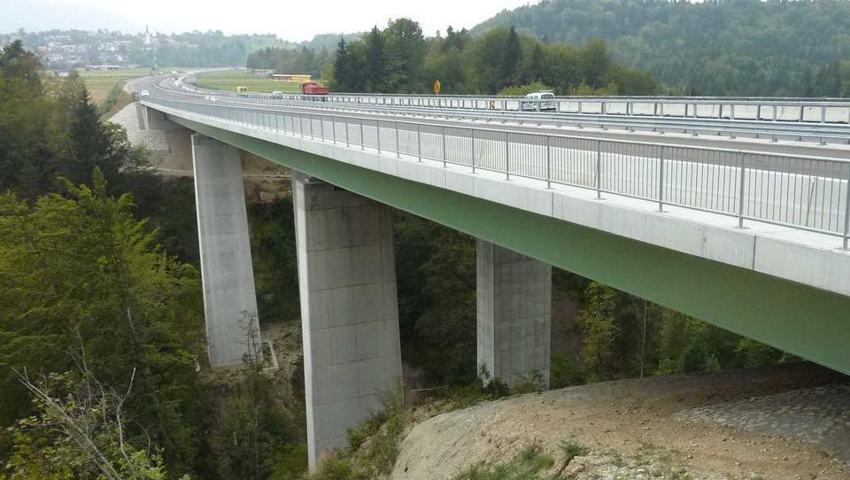 Zakaj bo mostove pri Zidanem Mostu nosila sovprežna konstrukcija