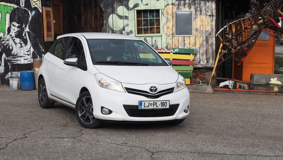 Vpoklic za 2.659 slovenskih Toyot