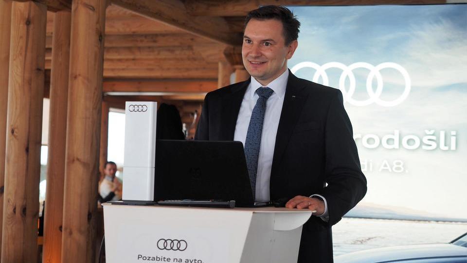 (intervju) Mariborčan, ki se je povzpel na vrh razvojne verige v Audiju