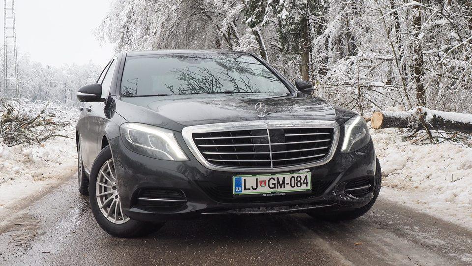 Mercedes-Benz iz drugega sveta
