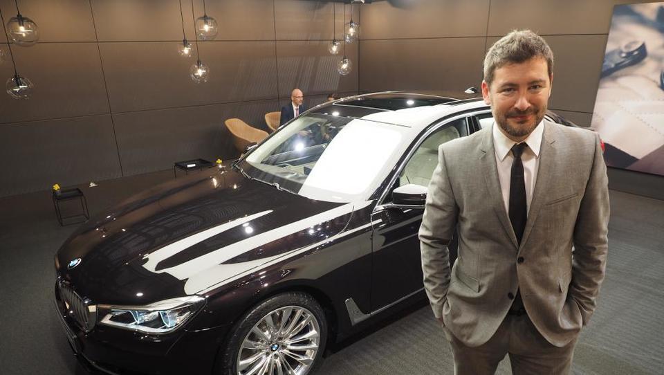 (intervju) Kako hrvaški oblikovalec kroji obline prestižnih BMW