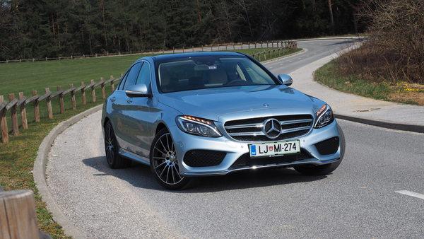 Lešnikov Mercedes C najboljši avto na svetu