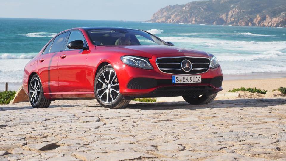 Mercedes-Benz razreda E: Najnaprednejša limuzina sveta