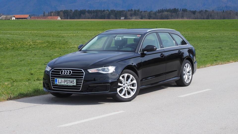 PAL 2015: Audi A6 v duhu modela 100 2.3E