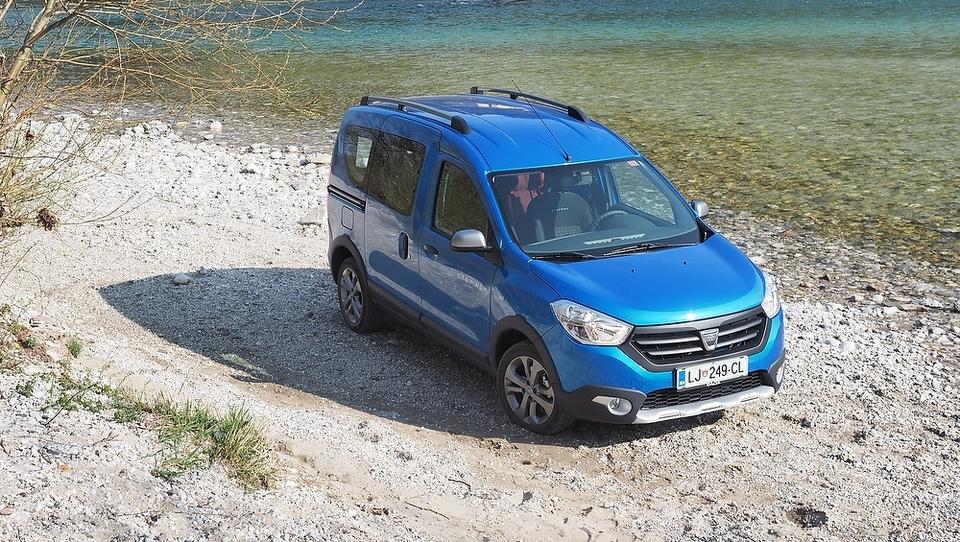 Dacia, ki jo boste s ponosom razkazovali
