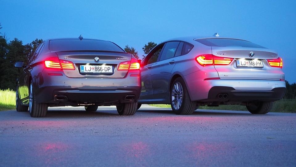 BMW M550d in 530d GT: bavarska jesen je topla kot pomlad
