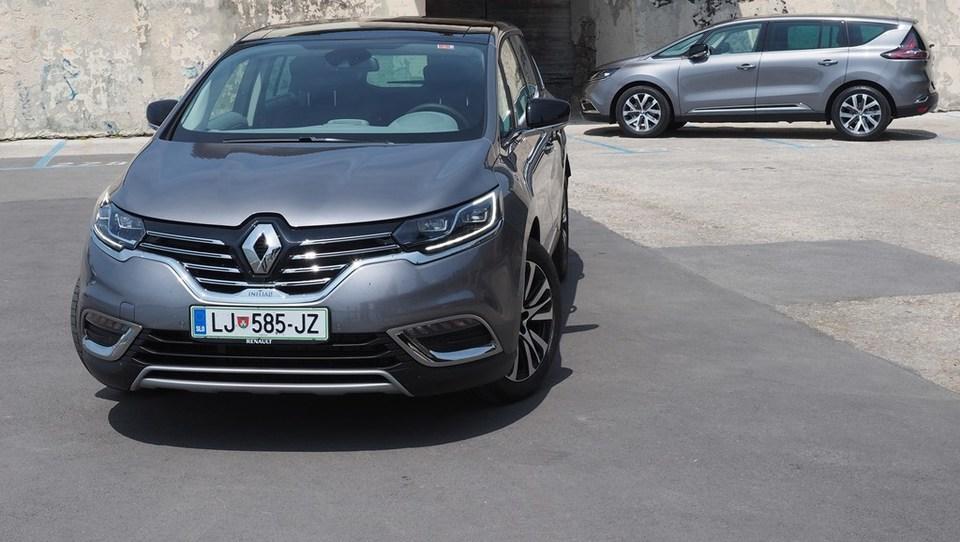Renaultova vstopnica v prestižni svet