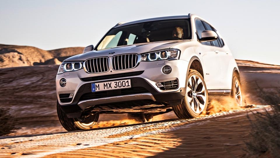 BMW zanikal manipulacije pri meritvah dušikovih oksidov