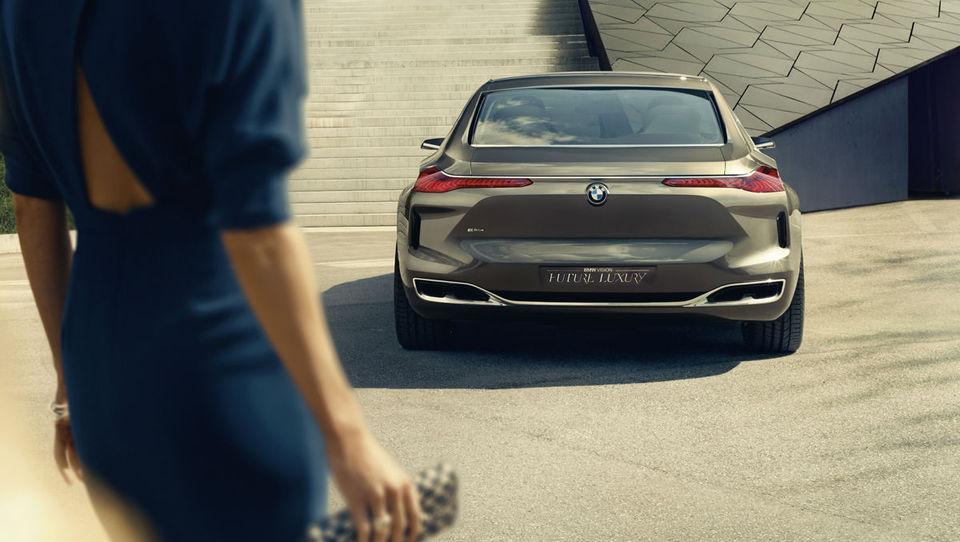 Prihodnost razkošja, kot ga vidi BMW