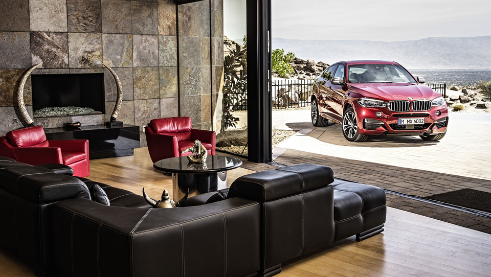 Miklavž prinaša novi BMW X6