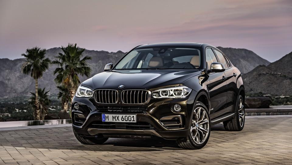 (video) Še več prestiža v novem BMW X6