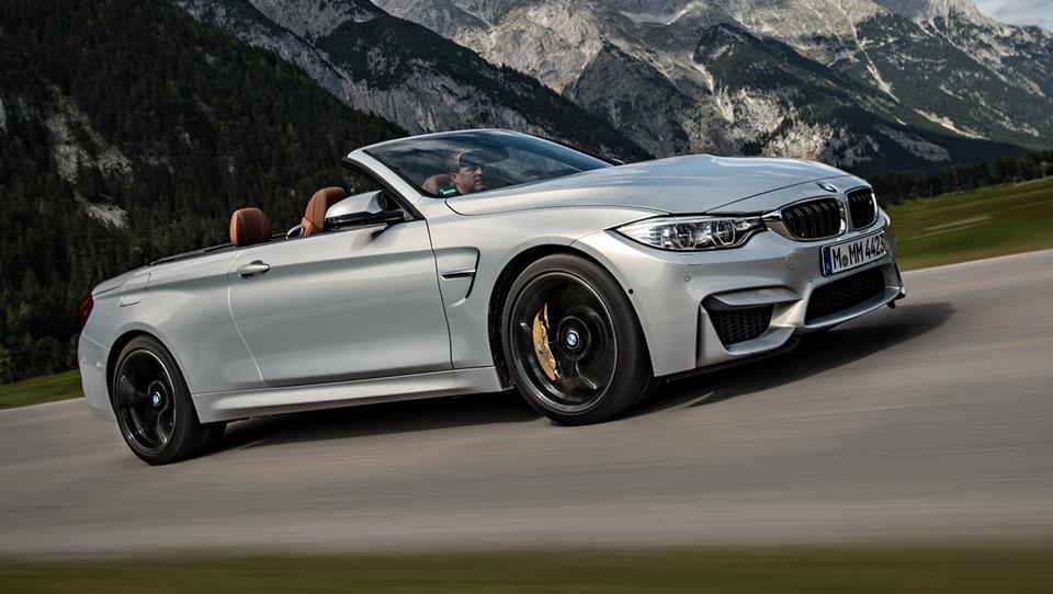 Izredni davki BMW odškrtnili del zaslužka