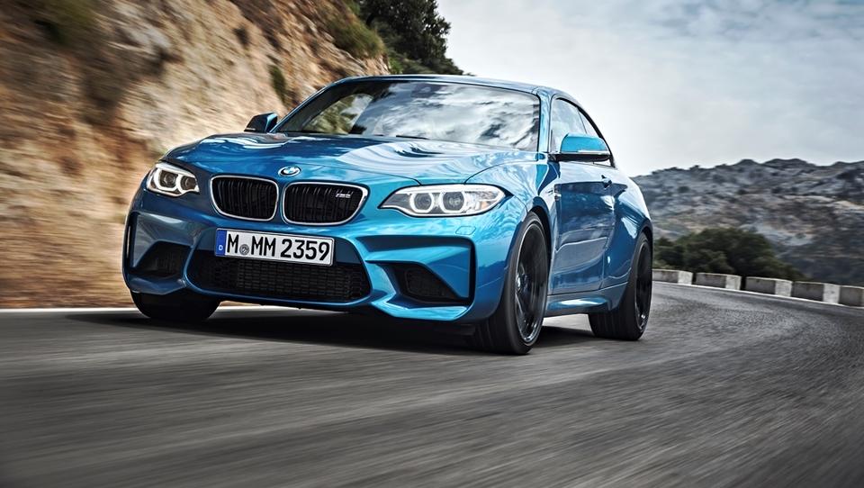 BMW M2 coupe: mali si je končno izboril veljavo