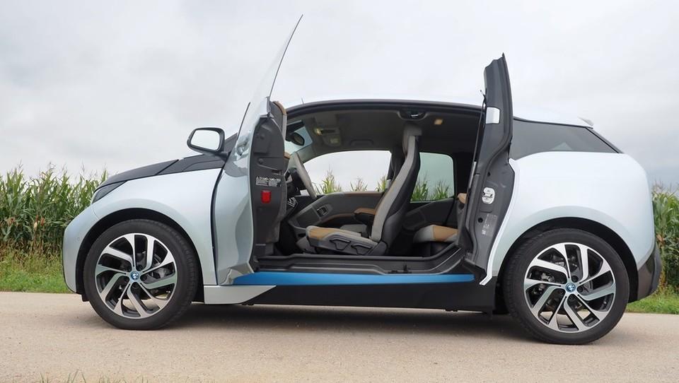 BMW i3 v višave zaradi nemških subvencij