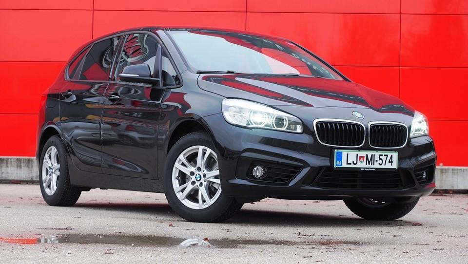 Kakšen je BMW, ki je razkuril pripadnike znamke?