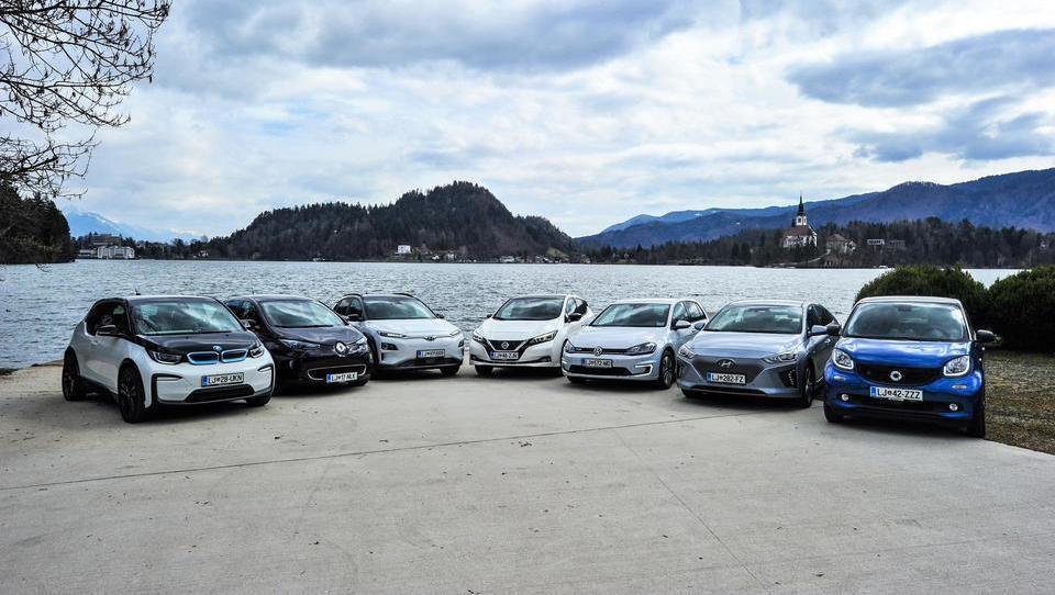 Koliko morate prevoziti, da bo električni avto cenejši od bencinskega ali dizelskega