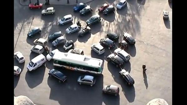 (video) Samodejno zaviranje kot pomoč v prometnem kaosu
