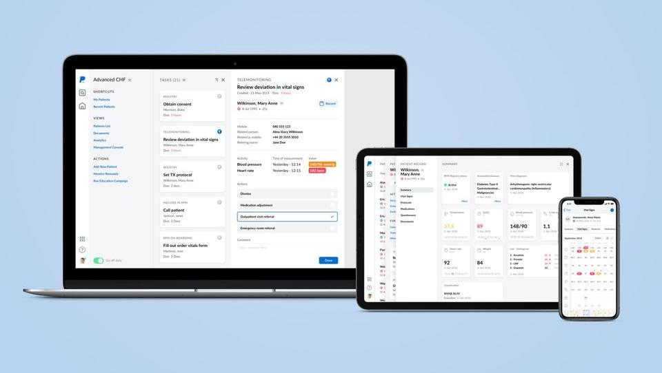 Zdravstvene aplikacije so lahko tudi prijazne do uporabnika