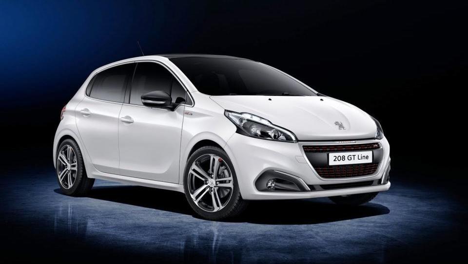 Peugeot 208: nabrušeni kremplji malega leva