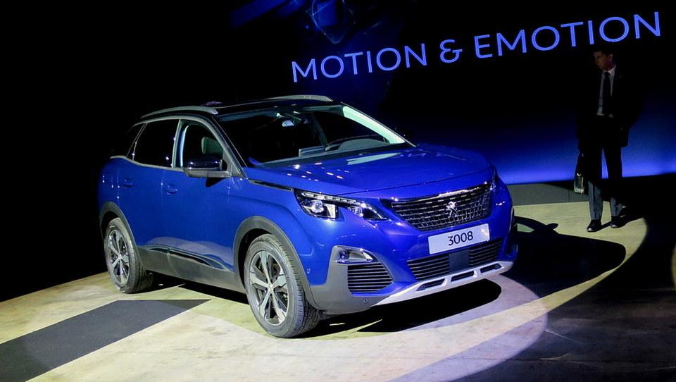 Peugeot, ki spreminja pravila igre