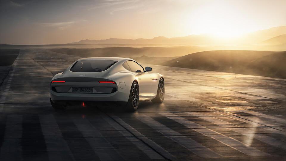 Električni avto, ki ga bo mogoče napolniti v petih minutah