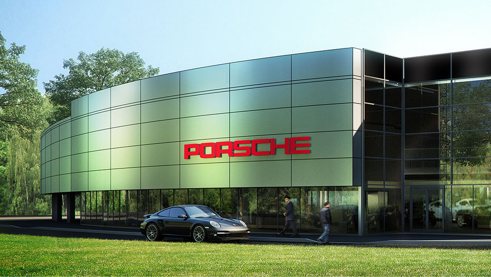Porsche kupil del tehnološkega startupa Inrix