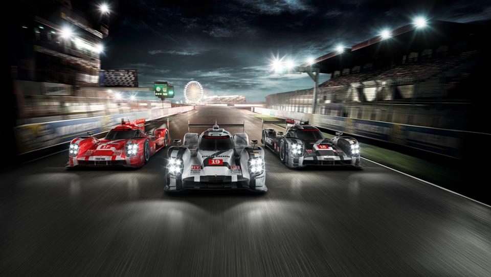 Po norem vikendu v Le Mansu slavil hibridni Porsche