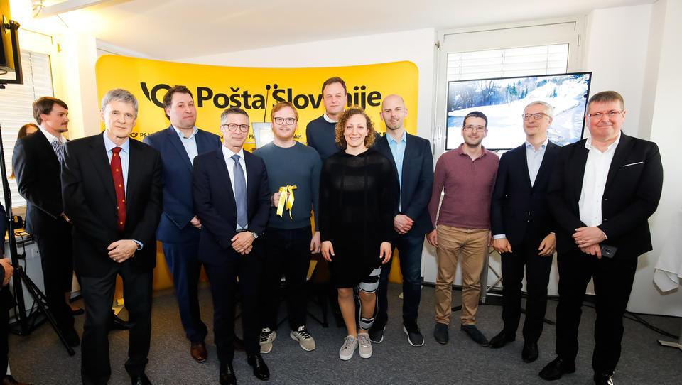 Pošta Slovenije je ugnezdila start-upe, ki razvijajo umetno inteligenco