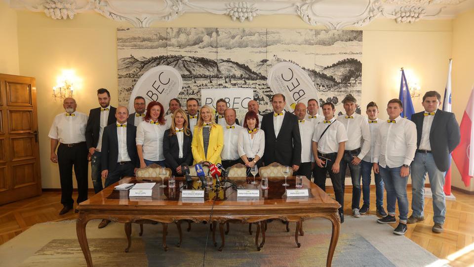 Štajersko mlado vino Pubec prihaja v Maribor in Ljubljano