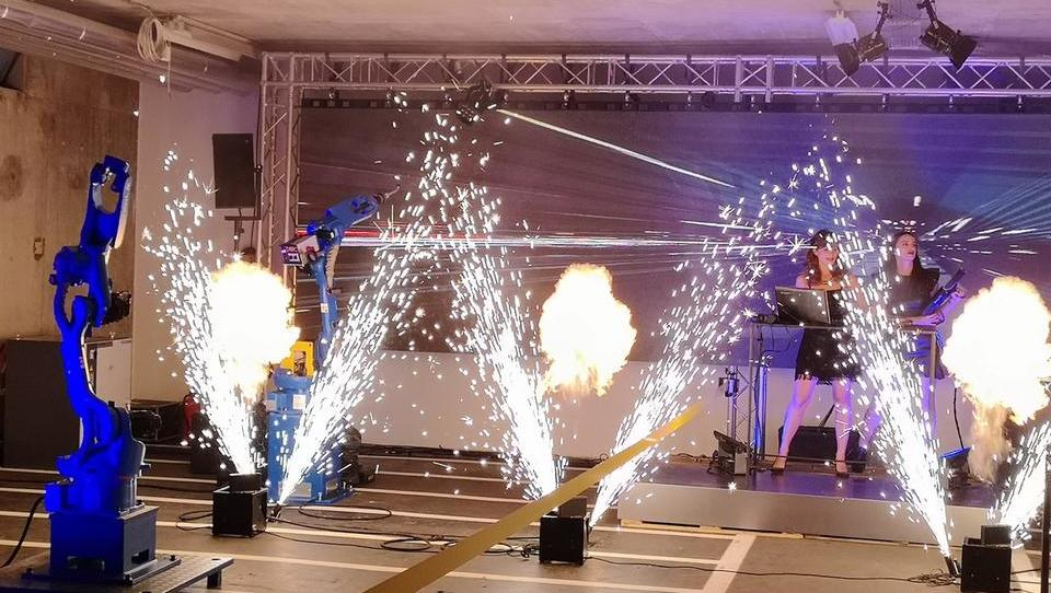 V BTC Cityju bodo za Yaskawo razvijali pametne industrijske robote