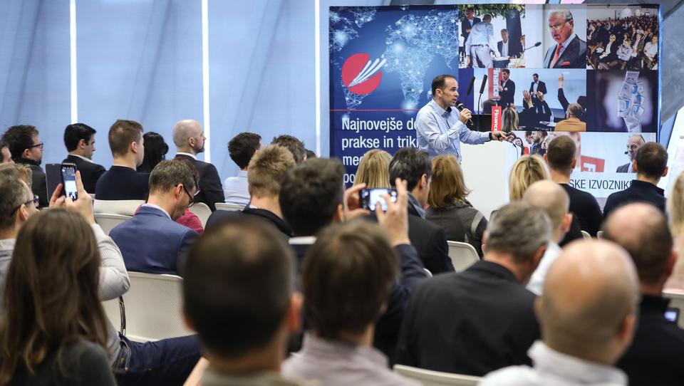 Izvozni fokus: prednost slovenskega izdelka je v kakovosti in razvoju, ne v poreklu