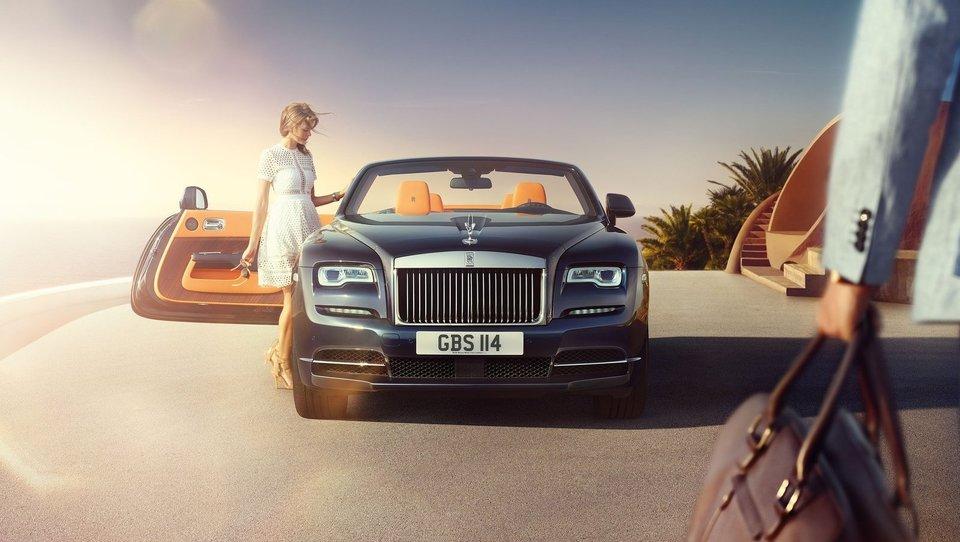 Najbolj seksi Rolls-Royce vseh časov