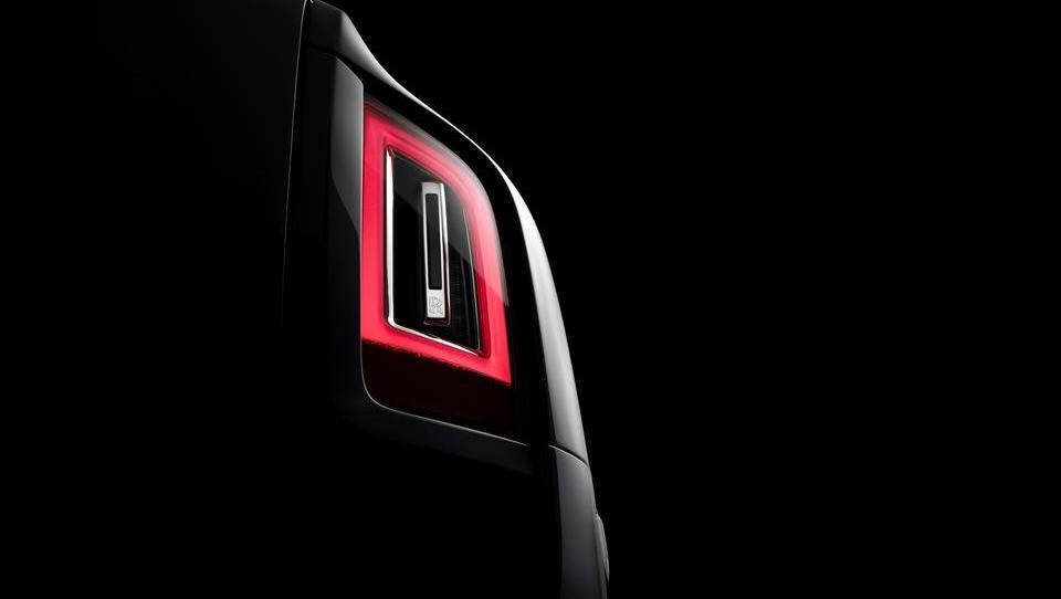 Rolls Royce odšteva ure do razkritja prvega ''visokega'' avtomobila