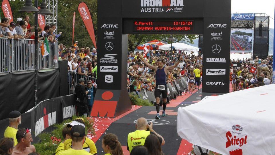 Ironman je izziv, je motivacija, je intenziven odnos