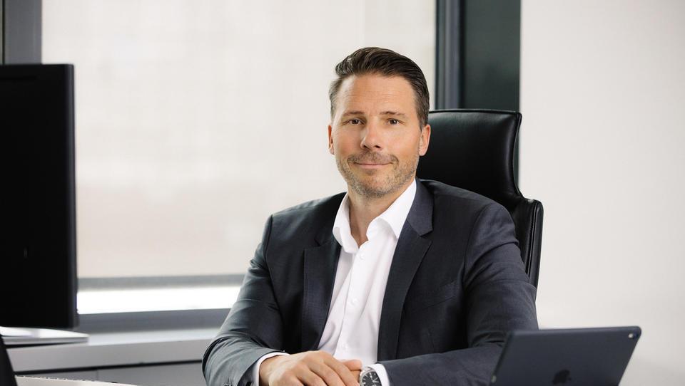 Gregor Potočar prevzel vodenje podjetja SAP v regiji SEE