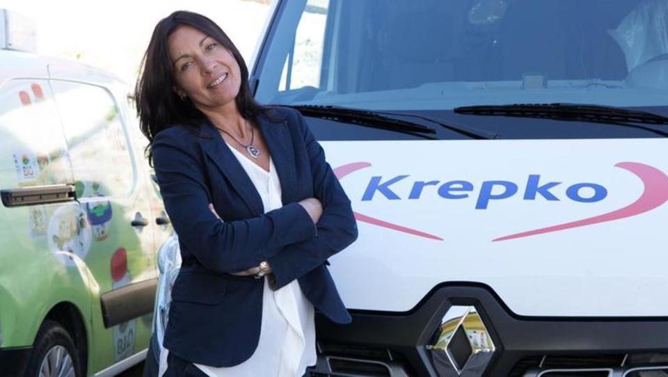 Mlekarna Krepko si s standardom IFS odpira vrata na nove trge po Evropi