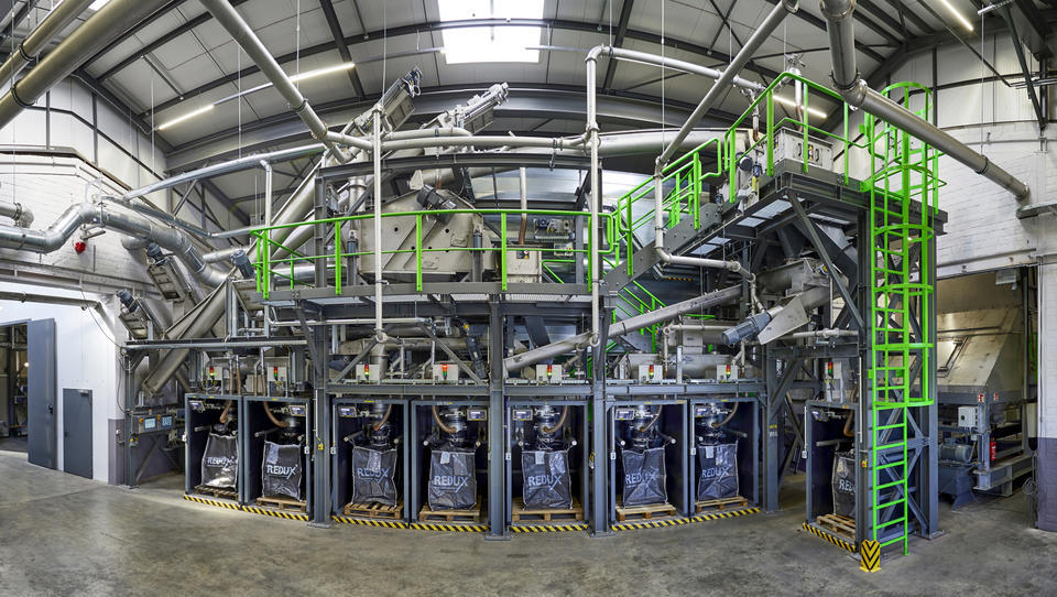 Saubermacher v Nemčiji zagnal reciklažo litij ionskih baterij
