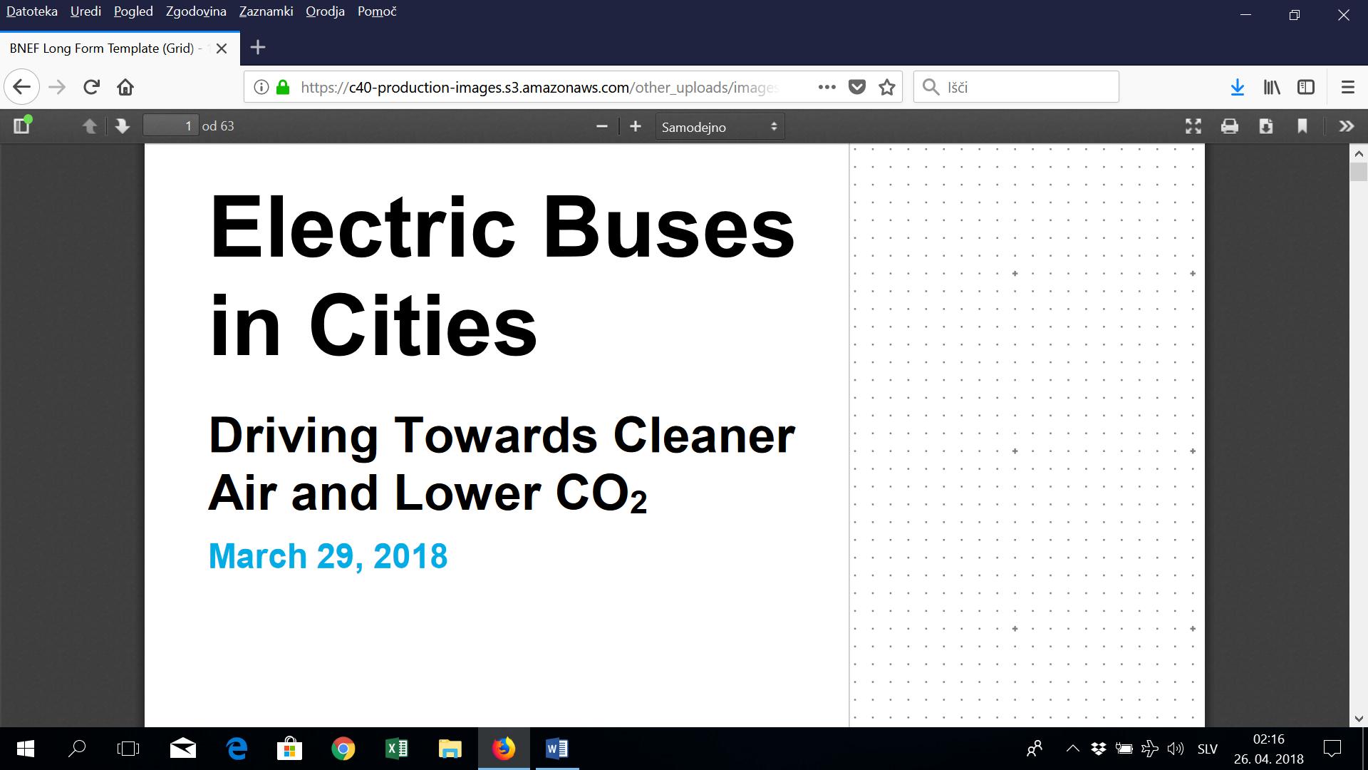 E-busi postajajo cenovno konkurenčni konvencionalnim