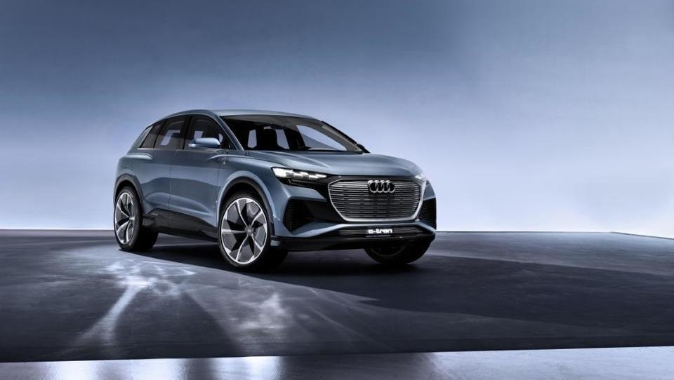 Q4 e-tron concept: tako privlačna bo Audijeva električna prihodnost